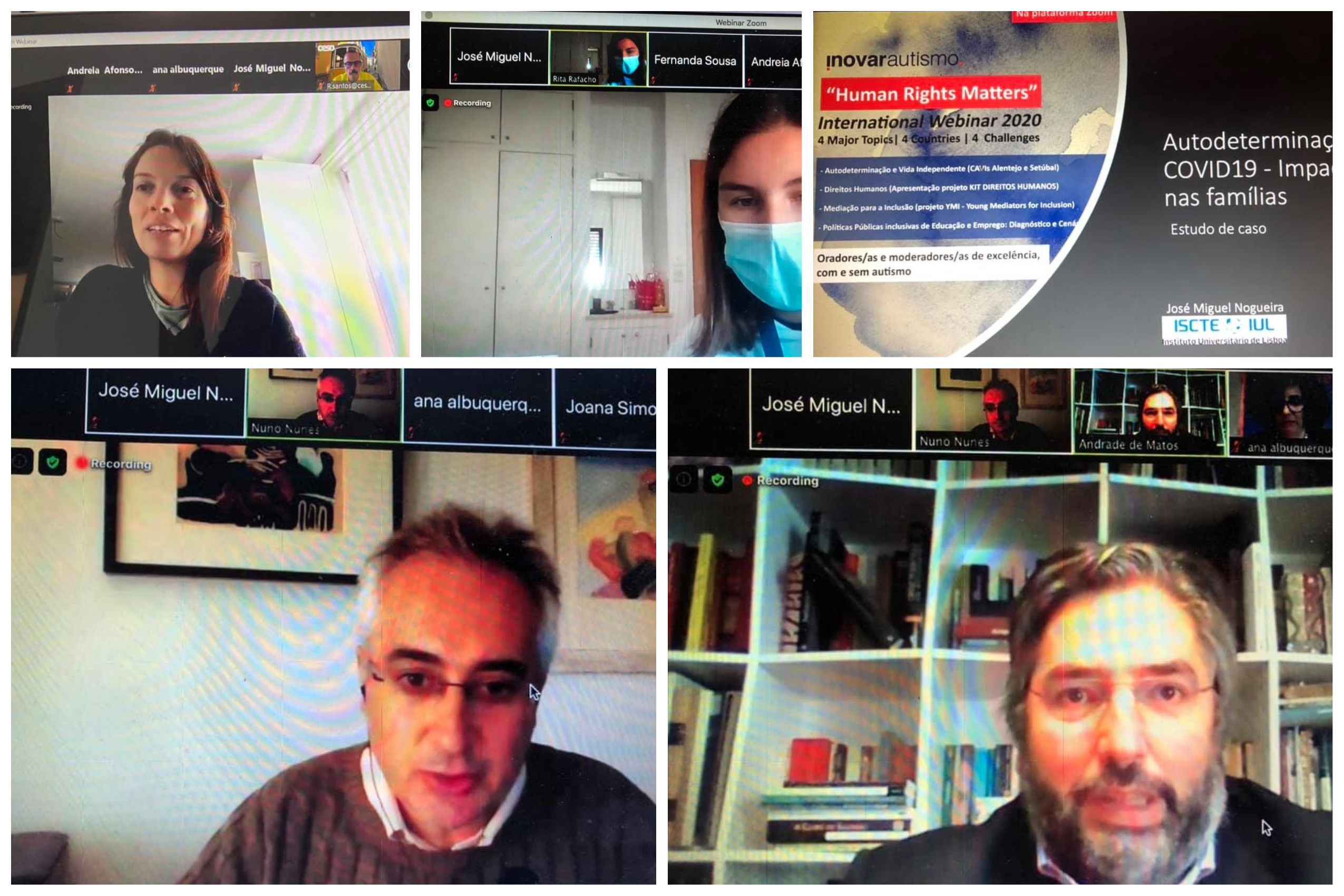 """Hundreds learn about the YMI project during a """"Human Rights Matter"""" webinar"""